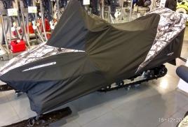 Новый транспортировочный чехол на Yamaha RS Viking Professional 2