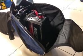 Доступен предзаказ новой улучшенной сумки для лодочного мотора мощностью 5-8 л. с.